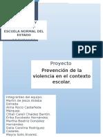 Proyecto Prevención de La Violencia 3