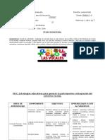 Plan d Clase I Grupo