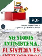 Dr. Agustín Sánchez-Toledo Ledesma Director Sánchez-Toledo & Asociados. ISO 45001 Sistemas de gestión de la Seguridad y Salud en el Trabajo.pdf
