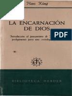 Kung Hans - La Encarnacion de Dios