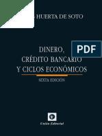 Dinero Crédito Bancario y Ciclos Económicos