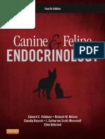 Canine and Feline Endocrinology .pdf