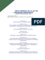 REGLAMENTO GENERAL DE LA LEY DE PROPIEDAD HORIZONTAL.pdf
