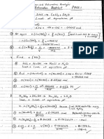 Volumetric Booklet p1 Worked ANSWERS
