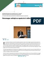 Sturzenegger Anticipó Un Repunte de La ...Más Ajuste _ Página12 _ La Otra Mirada