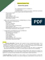 Manual de Examen Fisico Completo