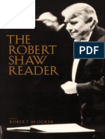Robert Shaw Reader