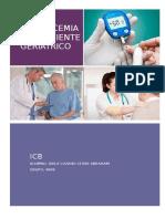 Hipoglucemia en paciente geriatrico
