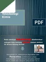 Toksikologi Kimia