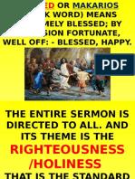 4th ot beatitudes