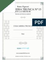 Pignoni PIGNONI Chacarera13 DIF