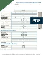 FiberHome HXPLDX0B0020033DXTHF Specification