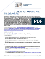 2 What is the Dream Act and Who Are the Dreamers