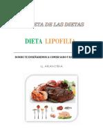 Libro Dieta Lipofidica