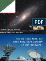 Presentasi Seminar SETI - Nur Agustinus