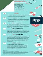 Flyer de Farmacodinamia