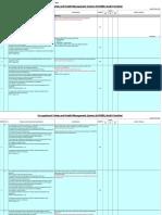 OSHMS Checklist(1)