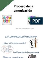 1. El Proceso de La Comunicación