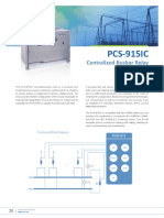 Flyer - PCS-915IC Centralized Busbar Relay