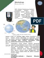 Ploting Lokasi Dengan Menggunakan GPS
