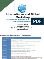Week 08 Organization and Control of Marketing Programme 58451efb35866