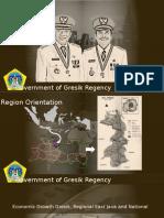 Paparan Potensi Inevstasi Kabupaten Gresik