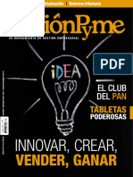 Revista Mision Pyme No 58 Colombia 2012
