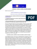 ESTUDIO MUNDOOFERTAS La Cesta de La Compra Online Julio 2010