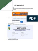 cara pengisian KRS.pdf