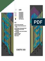 Final Access Scaffolding Isometric