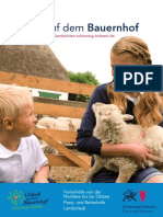Urlaub auf dem Bauernhof Schleswig-Holstein 2017