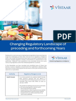 Changing Regulatory Landscape of 2017