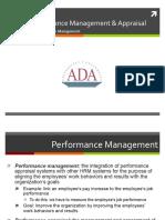 TW 4 - Performance Appraisal