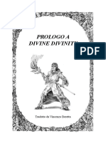 Prologo Divine Divinity