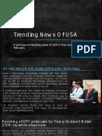 Trending News of USA