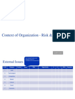 Risk & Opportunity as Per ISO 9001 2015