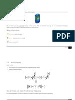 7.2 Modal Analysis