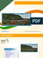 IBEF Report on Railways_December_2016