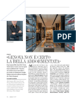 Articolo Fashion Vinicioboutique Genova