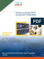 Download Automacao e Controle Xc120 Banco de Ensaios Para Clp Schneider Twido Com Software Simulador