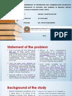Determinants of ICT Integration in iMlango Project Schools in Makueni County, Kenya