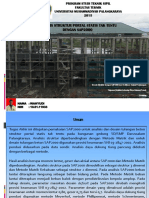 Presentation - Analisis Struktur Portal Statis Tak Tentu Dengan Sap2000.PDF