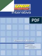 Economia e Negocios_Unidade I