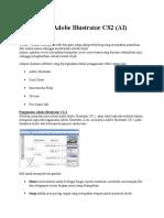 Teori Dasar Adobe Illustrator CS2