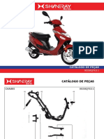 Catalogo de Pecas 50 Scooter Bike
