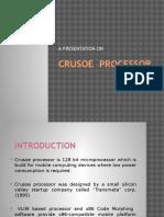 CRUSOE PROCESSOR 2003.pptx