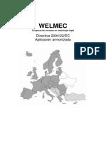 WELMEC Guide 8.21 Edition 1 ES
