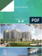 Emaar South Golf Views - Apartments +971 45538725
