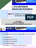 Subestaciones y Redes de Transmision Preseentacion
