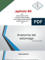 Fisiopatologia Ulceropeptida y Tratamiento Como Se Genera El Acidograstrico Capitulo 80 Por 4-E Saludos Doc